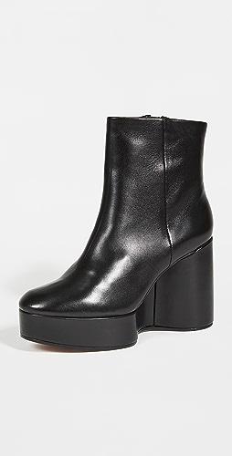 Clergerie - Belen 4 坡跟短靴