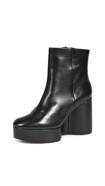 Clergerie Belen 4 坡跟短靴