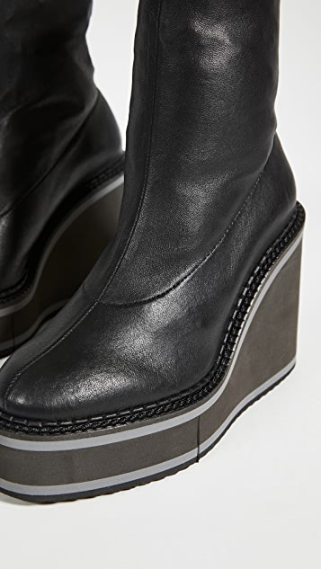 Clergerie Bliss 4 Booties