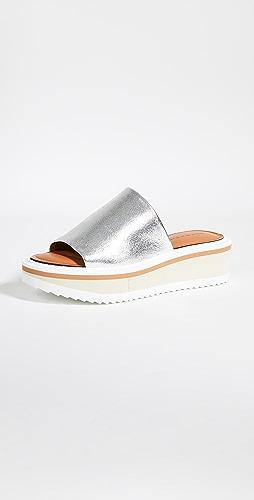 Clergerie - Fastie Slide Sandals