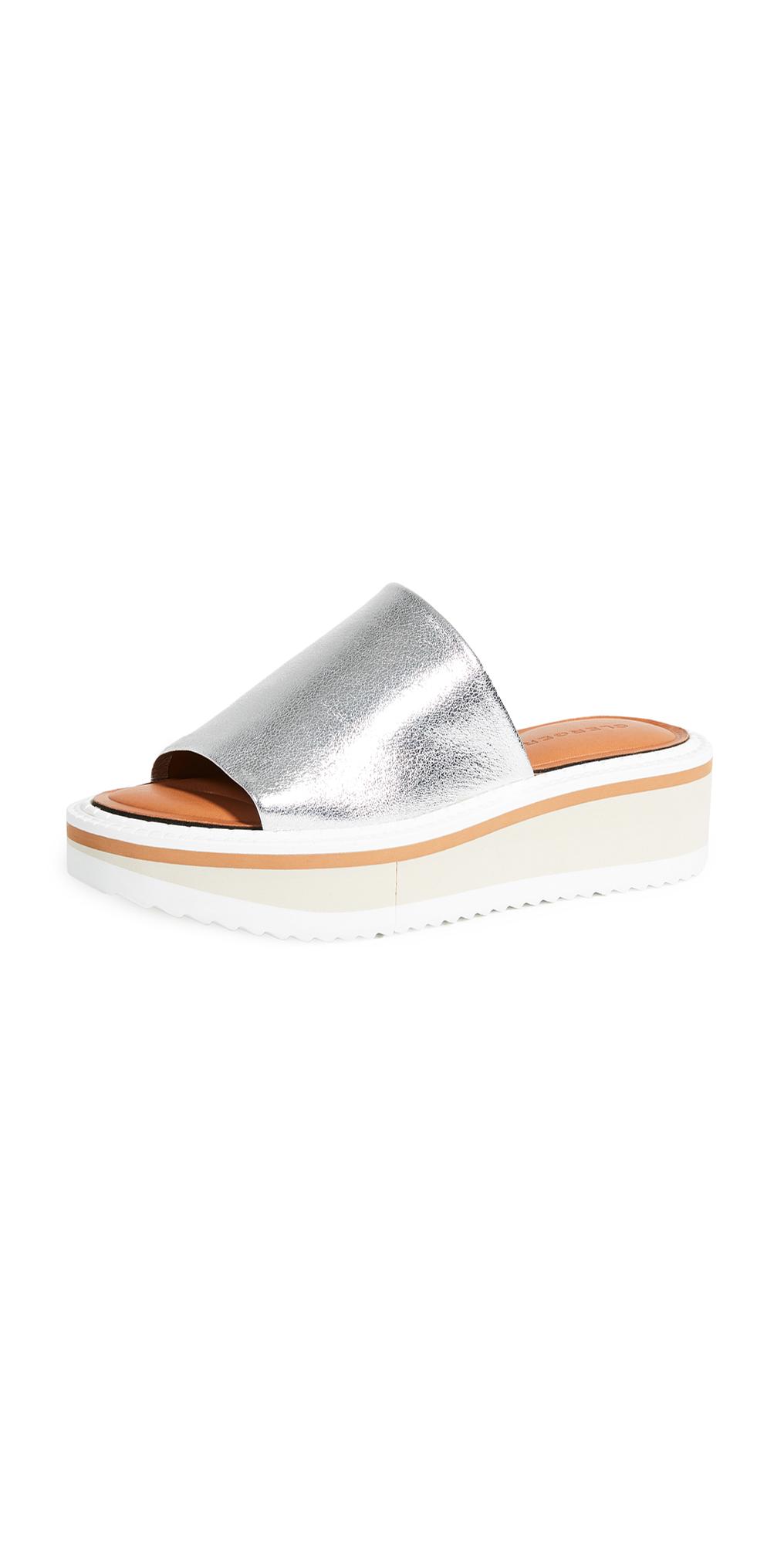 Clergerie Fastie Slide Sandals