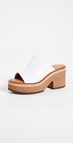 Clergerie - Cessy 穆勒凉鞋