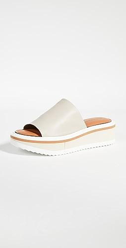 Clergerie - Fast5 Slide Sandals