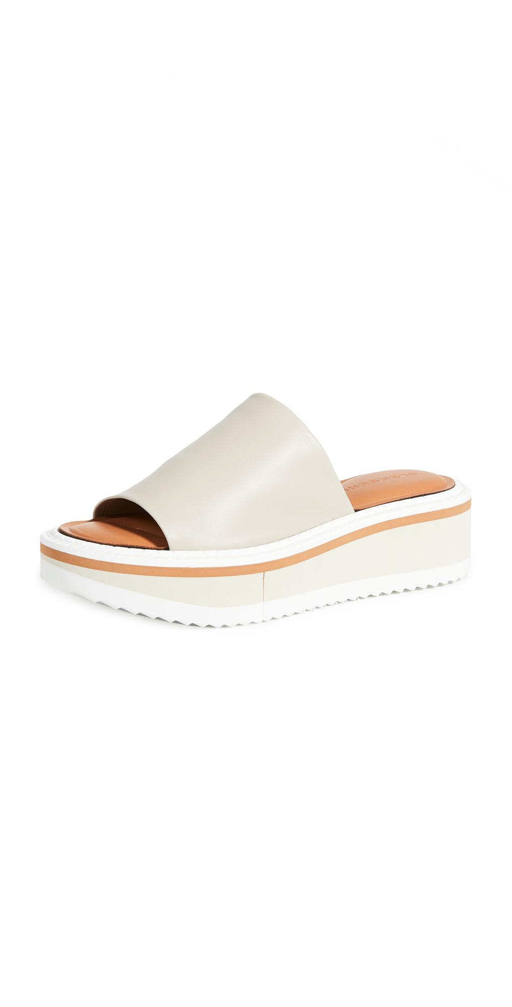 Clergerie Fast5 Slide Sandals