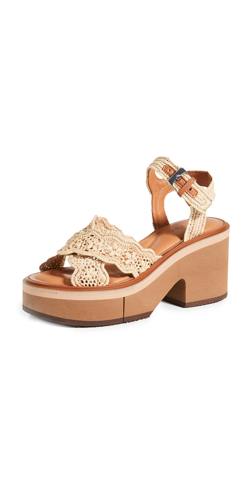 Clergerie Charlize Sandals