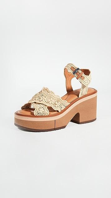 Clergerie Charlize 凉鞋