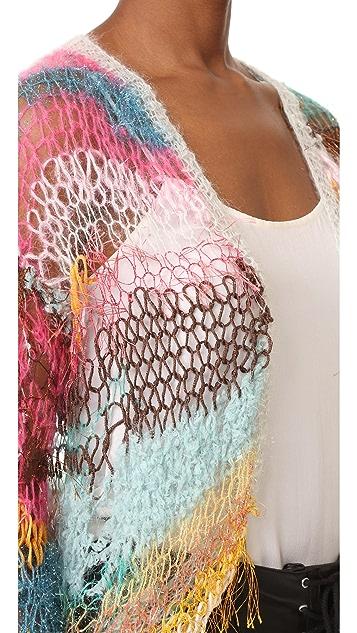 Rodarte Knit Cardigan