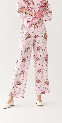 Rodarte - Printed Pants