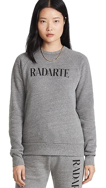 Rodarte Radarte (Rad) Grey Sweatshirt