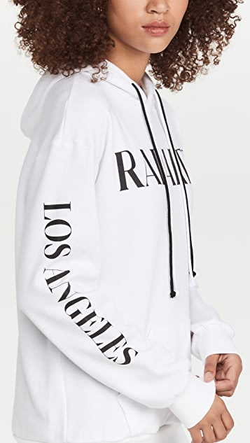 Rodarte Radarte (Rad) White Hoodie