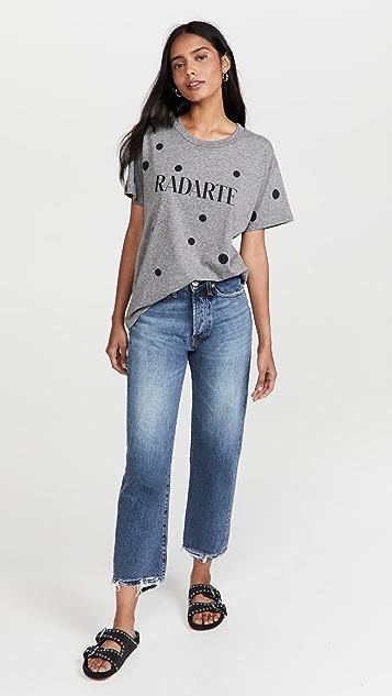Rodarte Radarte Polka Dot T Shirt
