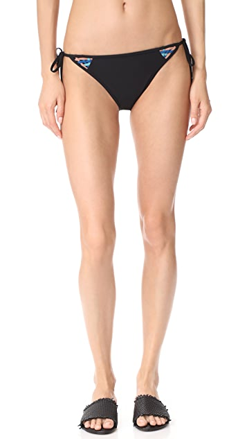 Red Carter Dream Weaver Bikini Bottoms