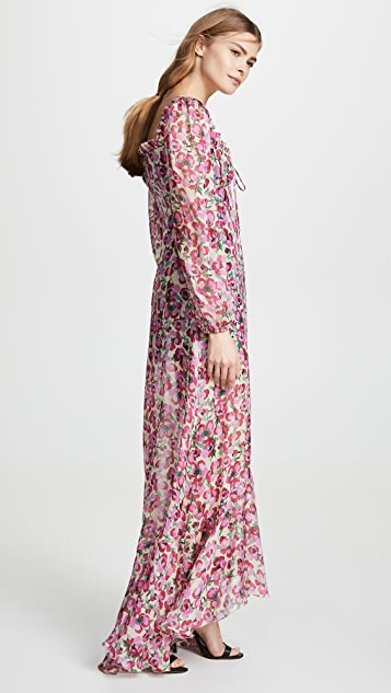 Raquel Diniz Alice Long Dress