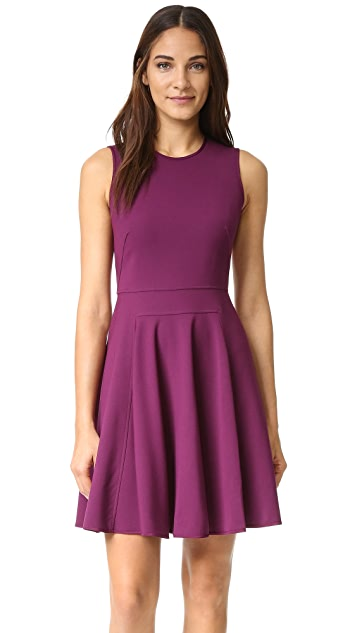 Rebecca Taylor Sleeveless Suiting Dress