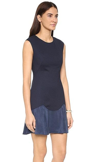 Rebecca Taylor Pique Dress