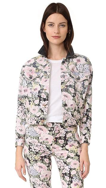 Rebecca Taylor Lavinia Rose Jacket