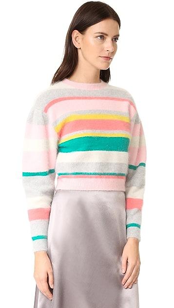 Rebecca Taylor Striped Sweater