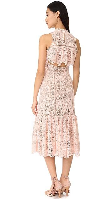 Sleeveless Arella Midi Dress