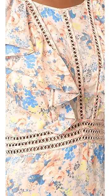 Rebecca Taylor Gigi Maxi Dress