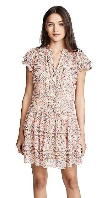 Rebecca Taylor Margo Floral Dress