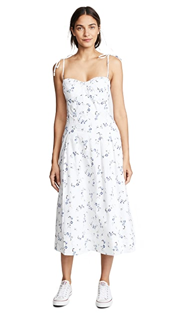 Rebecca Taylor Sleeveless Francine Dress