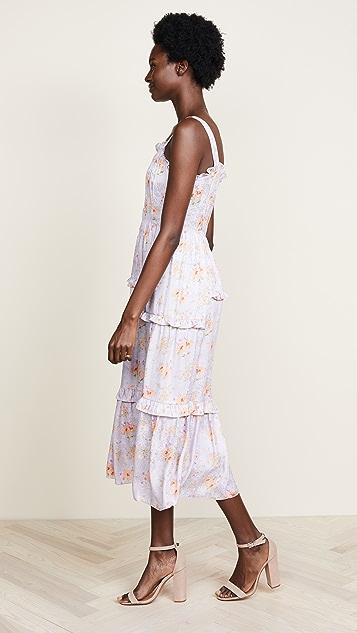 Rebecca Taylor Emilia Tank Dress