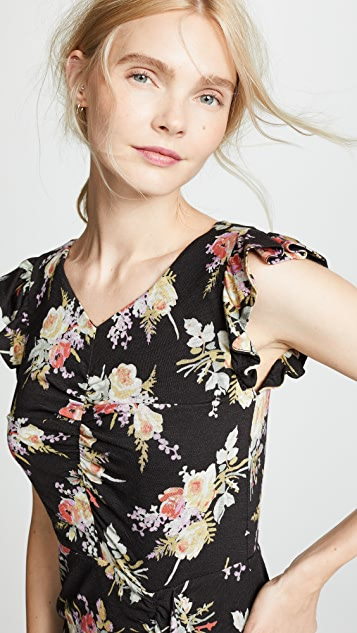 Rebecca Taylor Bouquet Dress