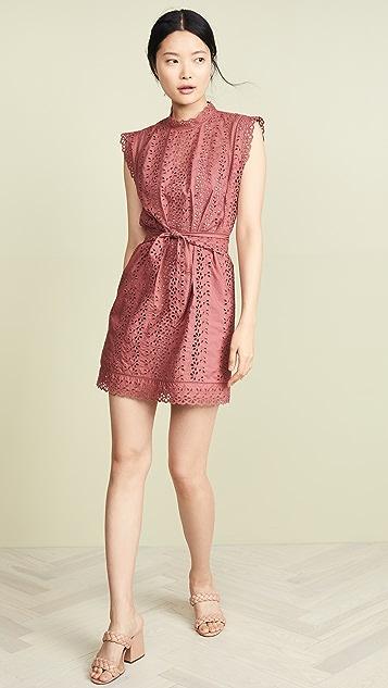 Rebecca Taylor Sleeveless Karina Dress