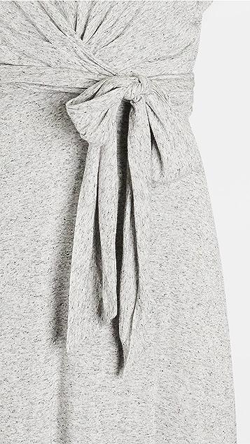 Rebecca Taylor Sleeveless Jersey Dress