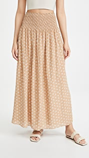 Rebecca Taylor Ruched Emmy Skirt