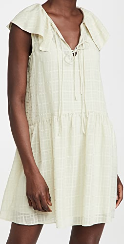 Rebecca Taylor - Sleeveless Daybreak Check Dress