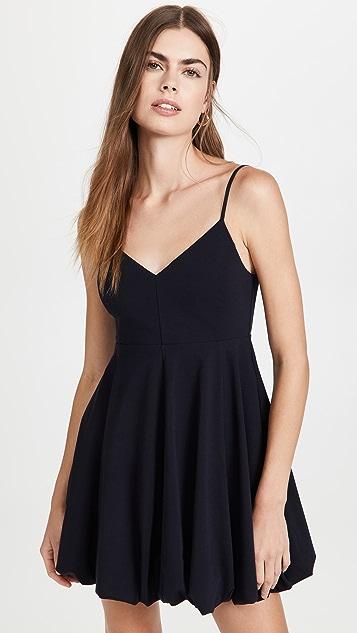 Rebecca Taylor Bubble Hem Dress