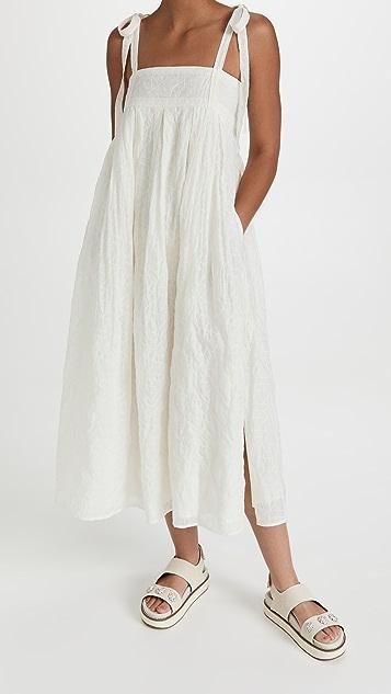 Rebecca Taylor Long Allegra Dress