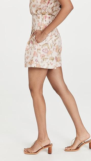 Rebecca Taylor Hollywood 高腰短裤