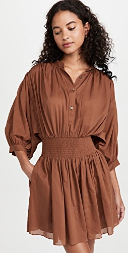 Rebecca Taylor - Voile Shirt Dress
