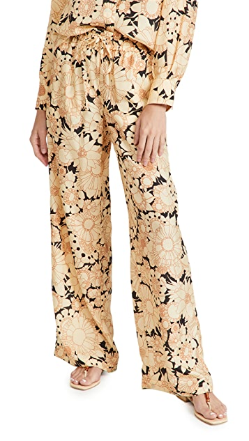 Rebecca Taylor Pop Art Pants
