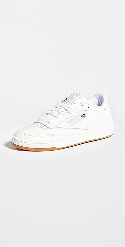 Reebok - Club C 85 经典系带运动鞋