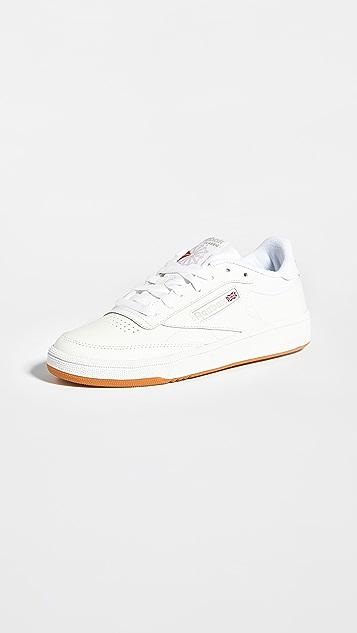 Reebok 锐步 Club C 85 经典系带运动鞋