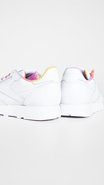 Reebok Pride Classic Leather Sneakers