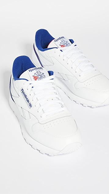 Reebok CL Leather Sneakers