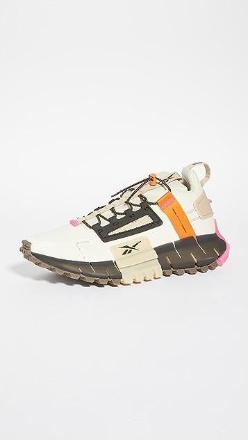 Reebok Zig Kinetica Edge Sneakers