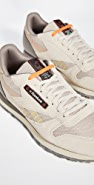 Reebok x Hot Ones CL Leather Sneakers