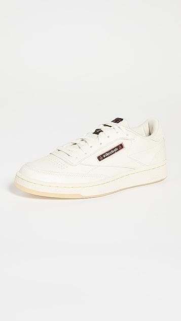 Reebok x Hot Ones Club C 85 Sneakers