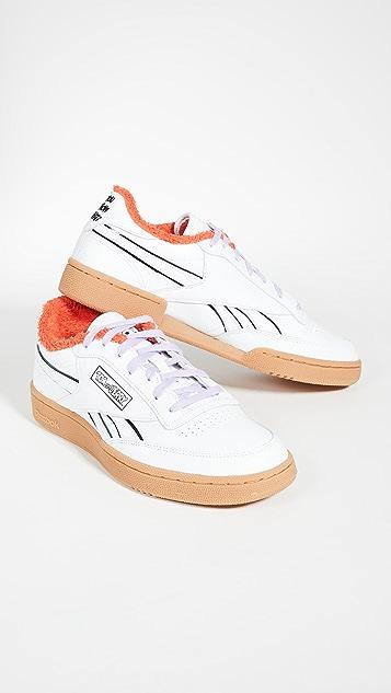 Reebok Club C Revenge Sneakers x Tom and Jerry