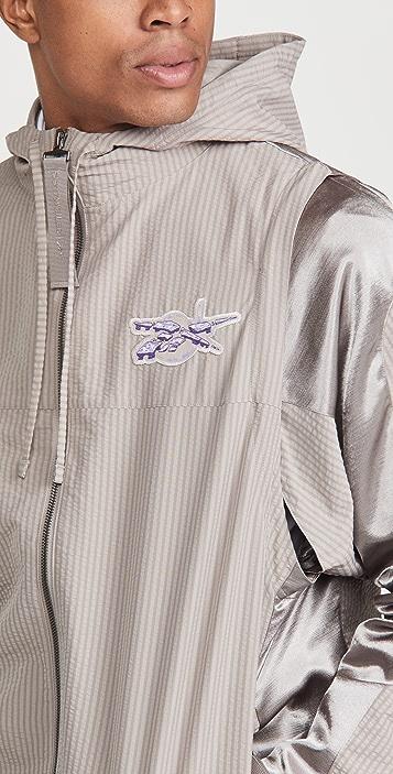 Reebok Cottweiler Convertible Jacket