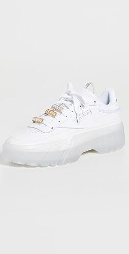 Reebok - x Cardi B Club C 运动鞋