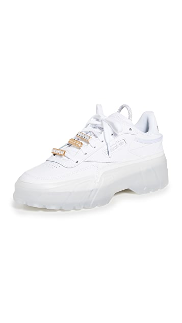 Reebok x Cardi B Club C Sneakers