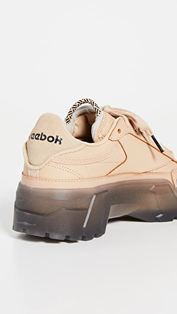 Reebok 锐步 x Cardi B Club C 运动鞋