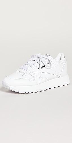 Reebok - 经典皮波纹形运动鞋