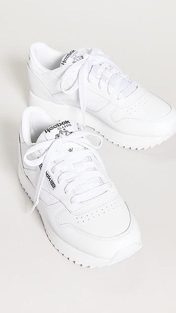 Reebok Classic Leather Ripple Sneakers